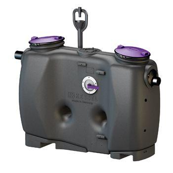 Kessel EasyClean Standard Grease Separator
