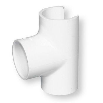 PVCU White Saddle