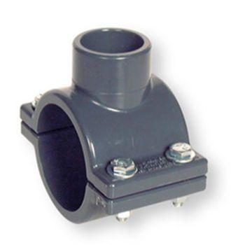 PVCU Clamp Saddle EPDM O-Ring