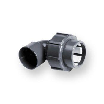 PVCU Flexfit Adaptor Elbow 90 Deg