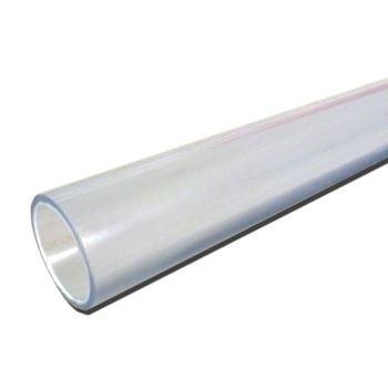 PVCU Clear Pipe