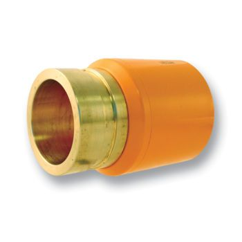 FlameGuard CPVC Grooved Coupling Adaptor