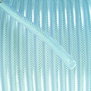 PVC FLEX TUBE BRAID RE-INFORCED