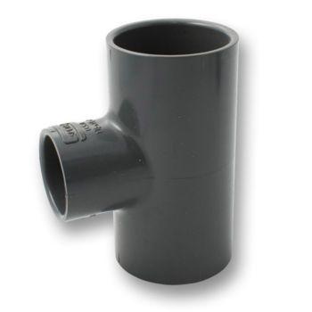 PVCU Reducing Tee 90 Deg