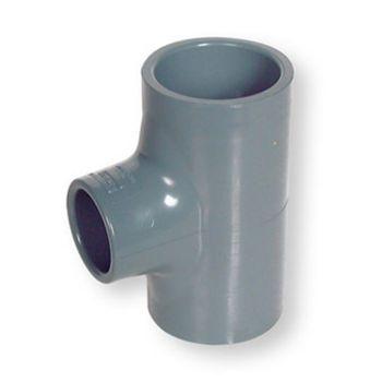 PVC-C Reducing Tee 90 Deg