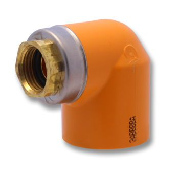TorqueSafe Sprinkler Elbow 90 Deg