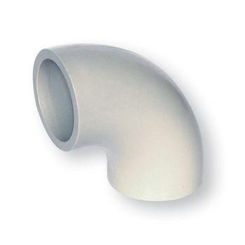 AGRU PURAD PP-Pure Bend 90 Deg.