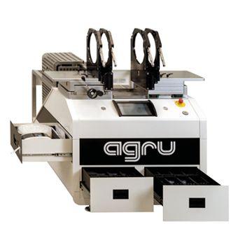 Agru SP250-S V3 IR Welding Machine