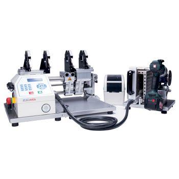 Agru SP63-M Remote IR Welding Machine