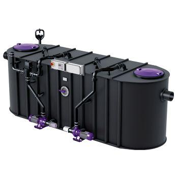 Kessel EasyClean Auto Mix & Pump Grease Separator NS 15 - 30