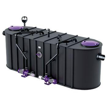 Kessel EasyClean Mix Grease Separator NS 15 - 30