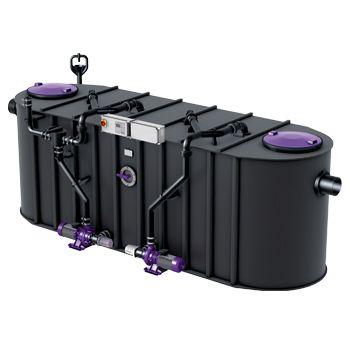 Kessel EasyClean Mix & Pump Grease Separator NS 15 - 30