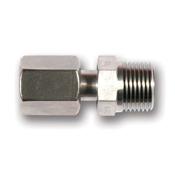 ADJUSTABLE MALE ADAPTOR ASSEMBLY