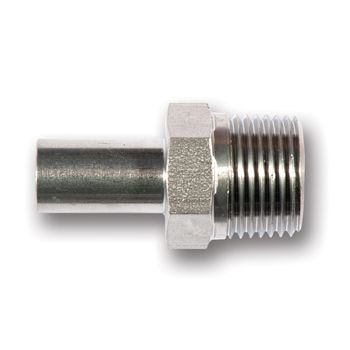 ADJUSTABLE MALE ADAPTOR