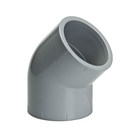 VDL PVC-C Elbow 45 Deg