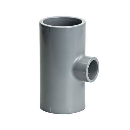 VDL PVC-C Reducing Tee 90 Deg