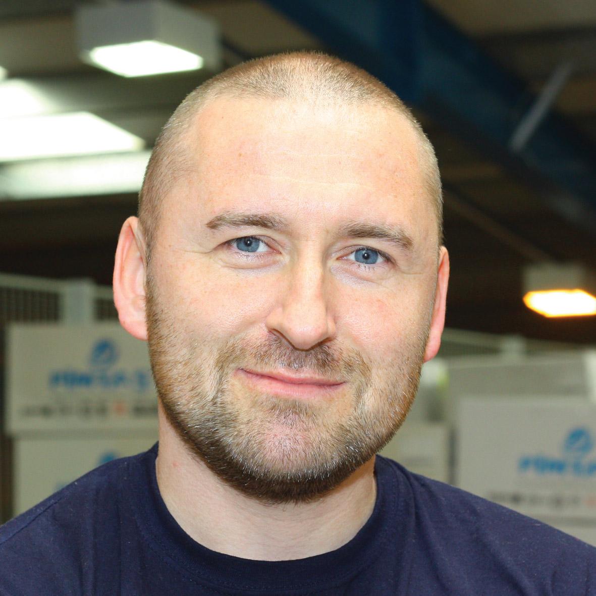 Ian Parkin
