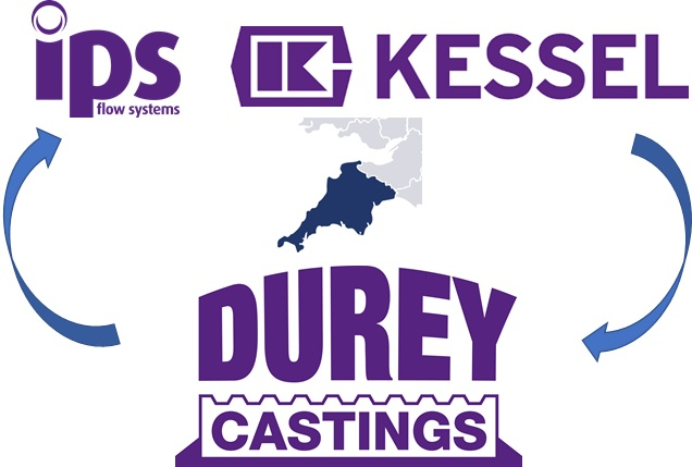 New partnershIPS - Durey Castings