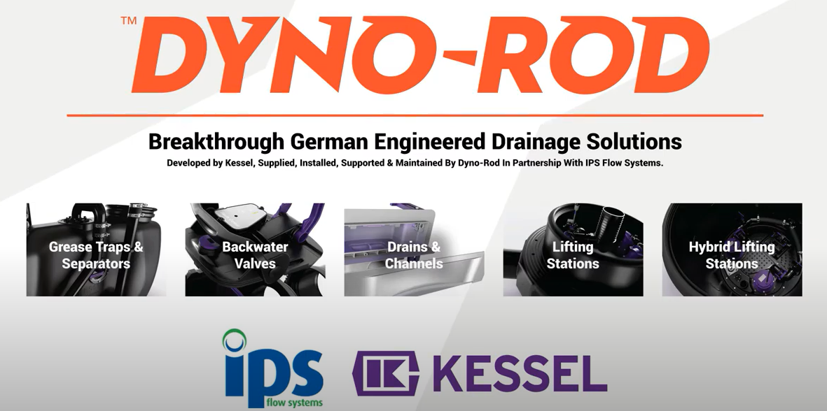 New PartnershIPS - Dyno Rod Ireland